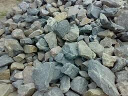 Гранит, песчаник, Бут, камень - фото 2