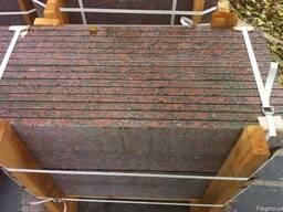Гранітна плитка, бруківка повнопилена від виробника