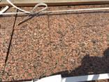 Гранитная брусчатка полнопиленная, тротуарная плитка - фото 5