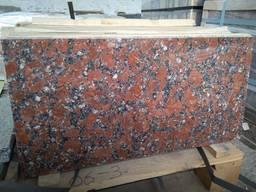 Гранитная плита Анастасиевского месторождения