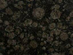 Гранитная плита baltic brown полировка 2х80х240 см