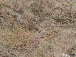 Гранитная плита chibli полировка 3 см серо-розовый