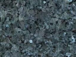 Гранитная плита Saphire Blue полировка 3 см коричнево-голубо