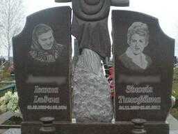 Гранітні пам'ятники - фото 2
