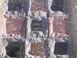 Гранитный камень (Бут, шашка, брекчия, лапша) - фото 7