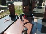 Гранитный памятник Одинарный - фото 1