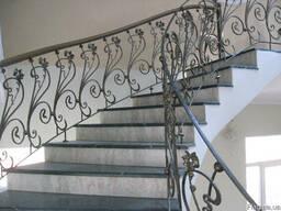Гранитные лестницы Запорожье