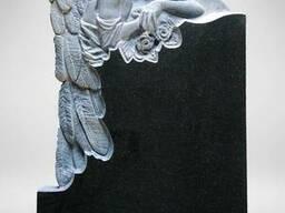 Гранитный памятник Ангел