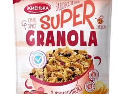 Гранола с клюквой 250г / Granola with cranberry 250g