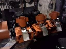 Гранулятор пеллет бытовой с плоской матрицей 150мм 4, 0квт 38