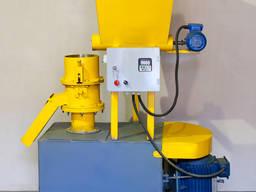 Гранулятор для комбікормів та топливних гранул GU-207