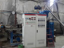 Гранулятор полімерів (поліетилен, поліпропілен) полимеров