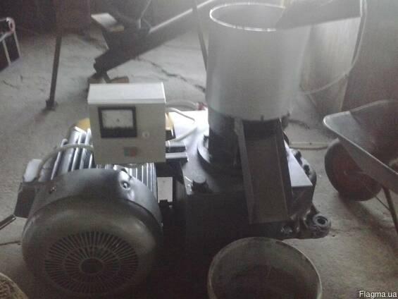 Гранулятор для производства пеллет