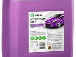 Grass Бесконтактный автошампунь - Active Foam Gel plus
