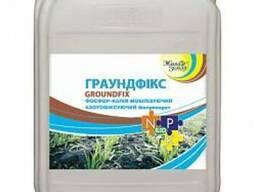 Почвенное биоудобрение Граундфикс 10л (фосфор калий мобилизатор ), фосфорне калійне. ..