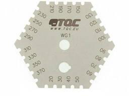 Гребенка (измеритель толщины мокрого слоя покрытия) TQC WG1