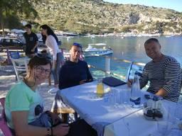 Греция на парусной яхте с 12 октября по 19 октября 2019 г. - фото 7