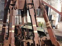 Грейфер для металлолома 8-ми челюстной куплю