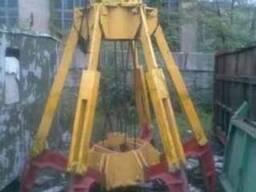 грейфер полип 0,8 м.куб. металлолом