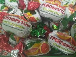 Грейпфрут в шоколаде, конфеты 1 кг. в ассортименте от производителя, 40 видов