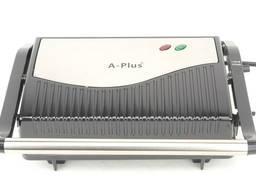 Гриль электрический A-Plus 2039 750W, электрогриль