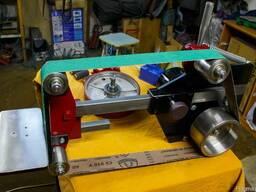 Гриндер 50*1200/1500 мм Ленточно-шлифовальный станок