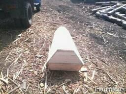 Гроб деревянный