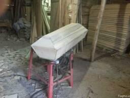Гроб Гробы Труны изготовление продажа ритуальная атрибутика