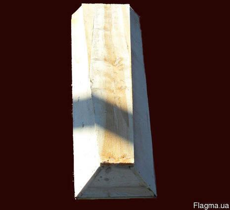 Гробы деревянные стандартные