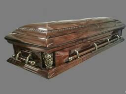 Гробы лакированные, труни, домовини. Опт/розница