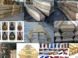 Гробы ритуальные заготовки под ткань - фото 1