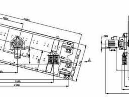 Грохот ГВи-8х3-М (ГИЛ 53М)