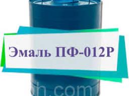 Грунт-Эмаль ПФ-012 Р (Эмаль 3 в1)