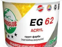 Грунт краска Anserglob EG-62 с кварцевым песком (10л)