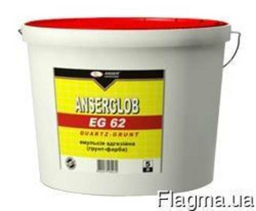 Грунт-краска силиконовая Anserglob EG 62 Silicone 10л