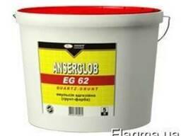 Грунт - краска акриловая Anserglob EG 62 Quartzgrunt 5л