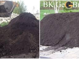 Чернозем родючий растительный