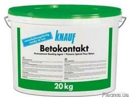 Грунтовка Бетоконтакт Кнауф (Knauf), 20 кг