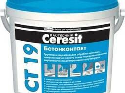 Грунтовка Ceresit СТ-19 Betonkontakt (15кг)