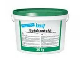 """Грунтовка Knauf """"Betokontakt"""" (Германия) 20 кг"""