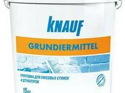 Грунтовка Knauf Грундирмиттель (15 кг) (Германия)