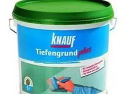 Грунтовка Knauf Тифгрунт (Tiefgrunt) (5 кг)