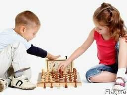 Группа шахмат, шашек и нард для детей!
