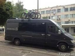 Грузопассажирские перевозки Мерседес Спринтер до 14 мест