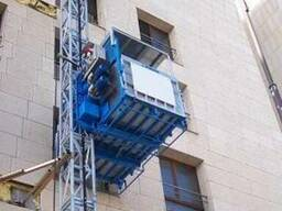 Грузопассажирский, мачтовый подъёмник Maber(Италия)