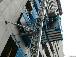 Грузопассажирский, мачтовый подъёмник Maber(Италия) - фото 2