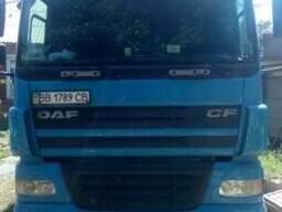 Грузоперевозки авто DAF реф термобудка от1 до 9 тон