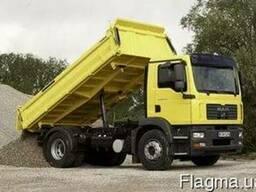 Грузоперевозки автомобилями МАН 25-30 тонн