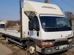 Грузоперевозки до 5 тонн 6 метров Днепр перевозки грузов