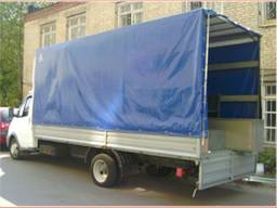 Грузоперевозки Газель длина кузова 4 и 5 метр высота 2-30 - фото 2